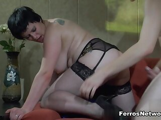 StunningMatures Video: Stephanie added to Connor A