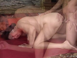 21Sextreme Video: Granny Recreation