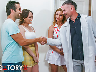 PURGATORYX Fertility Infirmary Vol 1 Accouterment 1 with Lily and Skylar